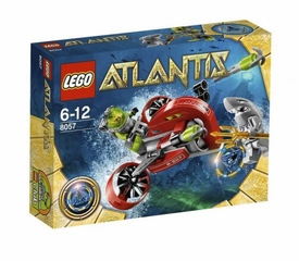 LEGO Atlantis Set #8057 Wreck Raider