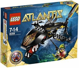 LEGO Atlantis Set #8058 Guardian of the Deep