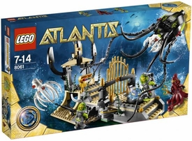 LEGO Atlantis Set #8061 Gateway of the Squid