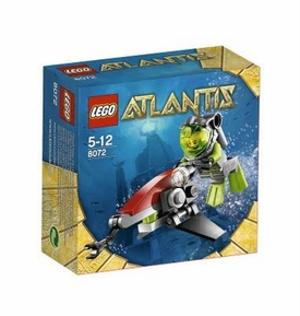 LEGO Atlantis Set #8072 Sea Jet