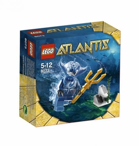LEGO Atlantis Set #8073 Manta Warrior