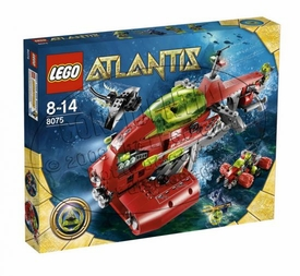 LEGO Atlantis Set #8075 Neptune Carrier