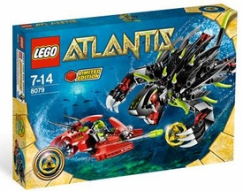 LEGO Atlantis Exclusive Set #8079 Shadow Snapper