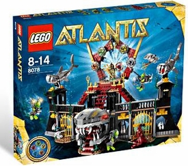 LEGO Atlantis Set #8078 Portal of Atlantis