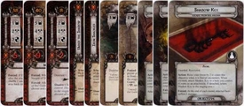 Lord of the Rings: The Card Game [LCG] Core Set Encounter Set Escape From Dol Guldur [15 cards]