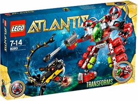 LEGO Atlantis Exclusive Set #8080 Undersea Explorer