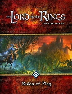 Lord of the Rings: The Card Game [LCG] Core Set Rules of Play Booklet