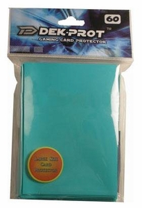 Dek Prot Card Supplies Standard Card Sleeves Seafoam Green [60 Count]