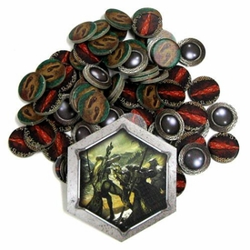 Lord of the Rings: The Card Game [LCG] Core Set Token Lot