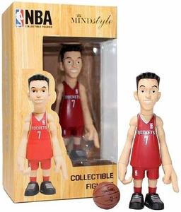 MINDstyle NBA Collector 5 Inch Arena Pack Action Figure Jeremy Lin