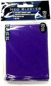 Max Protection Card Supplies Standard Card Sleeves Flat Blue [50 Count]