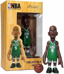 MINDstyle NBA Collector 5 Inch Arena Pack Action Figure Kevin Garnett