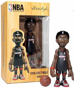 MINDstyle NBA Collector 5 Inch Arena Pack Action Figure LeBron James