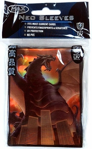 Max Protection Card Supplies Standard Card Sleeves Destructor [50 Count]