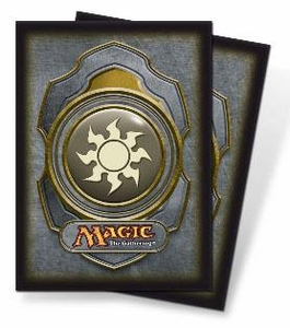 Ultra Pro Magic the Gathering Card Supplies Standard Card Sleeves Series 3 White Mana