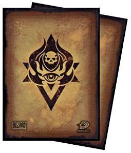 Ultra Pro World of Warcraft WoW Card Supplies Neutral Sleeves [75 Count]