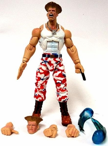 Sota Toys Street Fighter Series 3 Exclusive Action Figure LOOSE Guile [USA]