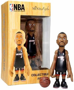 MINDstyle NBA Collector 5 Inch Arena Pack Action Figure Dwyane Wade