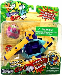 KooKoo Birds Krack-Up Car Aero Copter