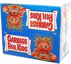 Topps Garbage Pail Kids Series 21 (All-New Series 6) Trading Card Stickers Box