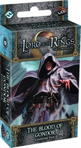 Lord of the Rings Blood of Gondor LCG Living Card Game Adventure Pack