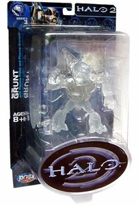 Halo 2 Action Figure Series 3 Active Camo Spec-Ops Grunt (Unggoy)