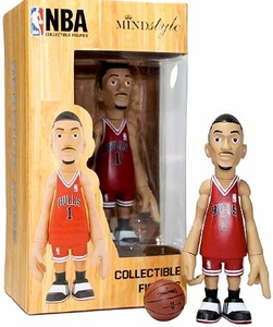 MINDstyle NBA Collector 5 Inch Arena Pack Action Figure Derrick Rose