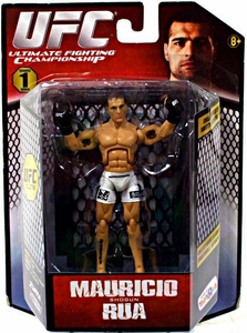 UFC Bring It On Build the Octagon Exclusive 3 3/4 Inch Series 1 Action Figure Mauricio Rua