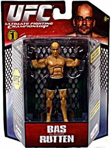 UFC Bring It On Build the Octagon Exclusive 3 3/4 Inch Series 1 Action Figure Bas Rutten