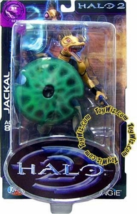 Halo 2 Action Figure Series 8 Jackal [Kig-Yar] BLOWOUT SALE!