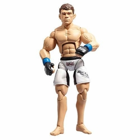 UFC Bring It On Build the Octagon Exclusive 3 3/4 Inch Series 2 Action Figure Forrest Griffin