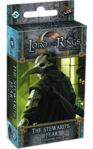Lord of the Rings Fantasy Flight Living Card Game LCG Adventure Pack The Steward's Fear