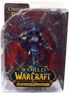 World of Warcraft DC Unlimited Series 8 Action Figure Confessor Dhalia [Forsaken Priestess]