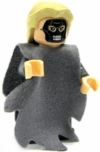 LEGO Harry Potter LOOSE Mini Figure Lucius Malfoy as Death Eater Light Flesh