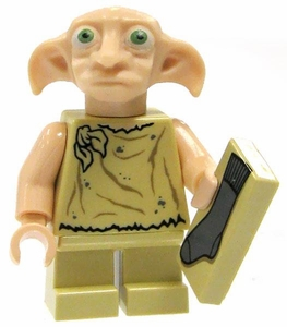 LEGO Harry Potter LOOSE Mini Figure Dobby with Sock