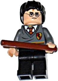 LEGO Harry Potter SDCC 2011 San Diego Comic-Con Exclusive LOOSE Mini Figure Harry Potter
