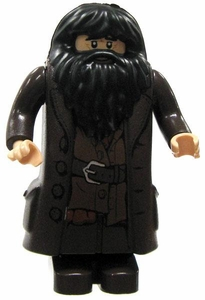 LEGO Harry Potter LOOSE Mini Figure Hagrid the Hogwarts Groundskeeper [Version 2]