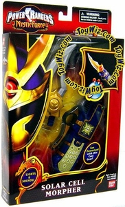Power Rangers Mystic Force Roleplay Toy Solar Cell Morpher
