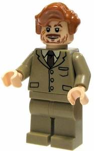 LEGO Harry Potter LOOSE Mini FigureProfessor Lupin [Light Flesh]