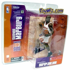 McFarlane Toys NBA Sports Picks Series 6 Action Figure Stephon Marbury (Phoenix Suns) Retro Jersey Variant