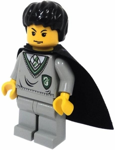 LEGO Harry Potter LOOSE Mini Figure Tom Riddle in Slytherin Uniform with Starry Cape