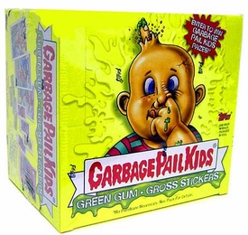Topps Garbage Pail Kids Series 16 (All-New Series 1) Trading Card Stickers Box