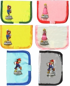 Nintendo Super Mario Brothers Thin Wallet Set