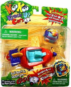 KooKoo Birds Krack-Up Car High Flyer