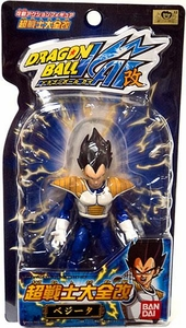 Dragon Ball Z Kai 5 Inch Articulated Action Figure Vegeta