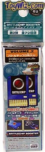 Mega Man NT Warrior PET Battle Chip (Japanese) OperationBattle Series 2 Booster Pack