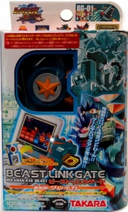 Mega Man Japanese Beast Link Gate PET BG-01 Galga