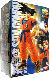 Dragonball Z Bandai Figure Rise 1/8 Scale Master Grade Model Kit Goku