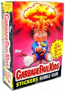 Topps Garbage Pail Kids Trading Cards Series 5 Booster BOX