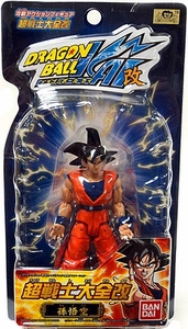 Dragon Ball Z Kai 5 Inch Articulated Action Figure Goku Damaged Package, Mint Contents!